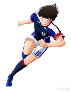 Captain Tsubasa, Equipement Football, Kids Origami, Super Mario World, New Champion, Dream Team, Detective, Manga Anime, Cartoon