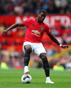 ⚽ Situation under control. Best Football Players, Soccer Players, Football Team, Man Utd Fc, Manchester United Fans, Paul Pogba, Old Trafford, Chelsea, 11 August