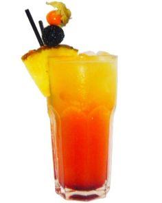 Der Tequila Sunrise aus Grenadine, Orangensaft, Zitronensaft und Tequila silver, gehört nicht nur zu den besten Tequila Drinks, sondern zu den besten Cocktails! Hier findest du das Tequila Sunrise Rezept als Video!