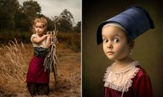 Gathering inspiration from the old masters, Aussie photographer Bill Gekas photographs his daughter in front of elaborate classical backdrops and in period costumes. Period Costumes, Through The Looking Glass, Old Master, Adriana Lima, Backdrops, Old Things, Daughter, Design Inspiration, Angie Stevens