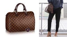 กระเป๋าหลุยส์  LV SPEEDY 30 DAMIER (No Strap) ยอดนิยม ของใหม่ พร้อมส่งค่ะ!!! - Iris Shop