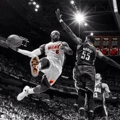 LeBron James - Miami Heat