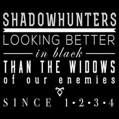 "The Mortal Instruments: ""Shadowhunters""-The Shadowhunter Chronicles"