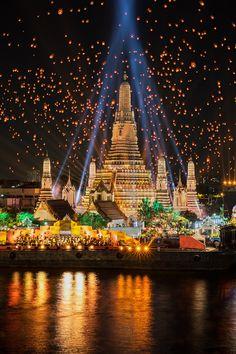 """Bangkok """"La ciudad de los ángeles"""""""