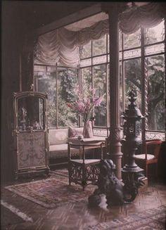 Vevey, Villa Claire Description : Fonds Gustave Eiffel Auteur : Anonyme