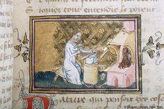 Roman de la Rose, MS G.32 fol. 108r - Images from Medieval and Renaissance Manuscripts - The Morgan Library & Museum