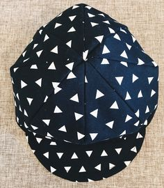 Image of Triangles Cycling Cap