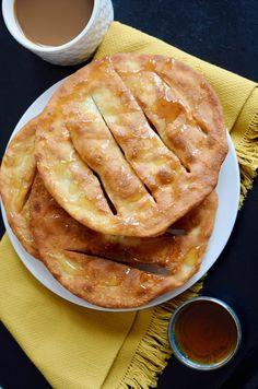 Macheteadas (Honduran Fried Dough)