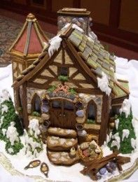 The best gingerbread houses you have ever seen - Ginger cottage - goodtoknow