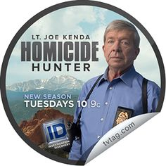 You're experiencing the fascinating case history of Lt. Joe Kenda. Thanks for watching Homicide Hunter this season.  Share this one proudly. It's from our friends at Investigation Discovery.