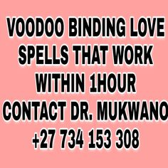 Get back an ex lover (wife or husband) back with bring back lost love spells Bring back lost love spells to get back an ex girl friend or ex boyfriend. Money Spells That Work, Real Love Spells, Powerful Love Spells, Spiritual Love, Spiritual Healer, Spirituality, Luck Spells, Magic Spells, Spelling Online