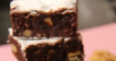 Chef Carla Serrano: Brownie - sem glúten