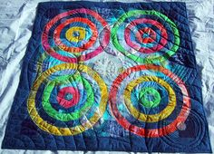 quilts   Featured on the cover of the book Communications Policy and ...