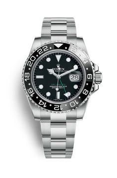 76e08c4a46f Rolex GMT-Master II Watch  904L steel – 116710LN Rolex Watches For Men