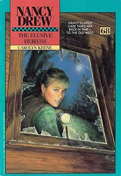 ELUSIVE HEIRESS (NANCY DREW 68) by Carolyn Keene https://www.amazon.com/dp/0671624784/ref=cm_sw_r_pi_dp_x_kNe0yb92ER6R3