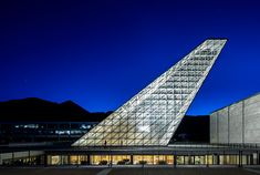 SOM adds character development center to US air force campus in colorado