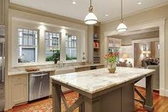Image result for hallways into kitchens
