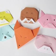 DIY Origami for Kids. Nx