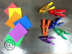 Teaching 2 and 3 Year Olds: A Collection of Tray Activities