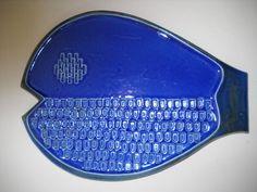 Vintage Bennington Potters Bennington Vermont Blue by Modernaire