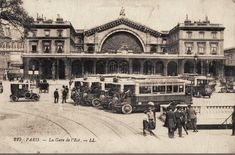 gare de l'Est- Paris 10ème