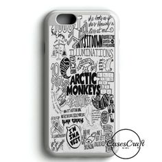 Arctic Monkeys City iPhone 6/6S Case | casescraft