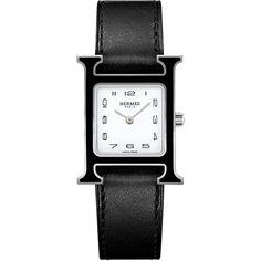 9c94b9b23ba Hermes H Hour Quartz Small PM 044929ww00 Watch ( 2