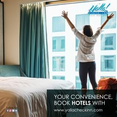 Ease & Convenience Book Hotels with  www.yallacheckinn.com Hotels, Check, Books, Home Decor, Hay, Libros, Decoration Home, Room Decor, Book