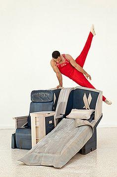 Allora & Calzadilla, Body in Flight (American) pavilion Venice Biennale 2011
