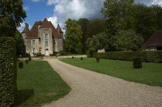 château du Méage © office de tourisme varennes forterre