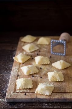ravioli cacio and pepe recipe