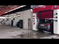EL NOVIEMBRE IR TUNEL DE LAVADO RULO CAR WASH SHELL ISTOBAL GUADALOBON E...