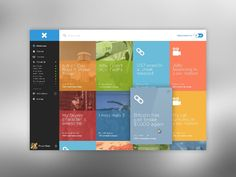 X-Ray Front Page - by Peter Main | #ui