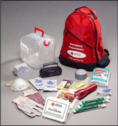 Cómo armar un bolso de emergencia