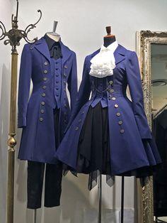 Kawaii Fashion, Lolita Fashion, Cute Fashion, Pretty Outfits, Pretty Dresses, Cool Outfits, Cosplay Outfits, Anime Outfits, Old Fashion Dresses