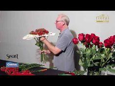 Curso de arte floral - aula 2 - YouTube