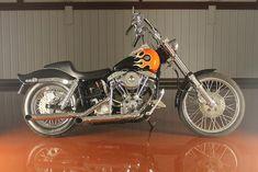 1980 Harley-Davidson FXWG 80ci Wide Glide Frame no. 9G50500J0