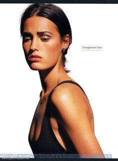 ☆ Yasmin Le Bon   Photography by Robert Erdmann   For Marie Claire Magazine Germany   September 1990 ☆ #Yasmin_Le_Bon #Robert_Erdmann #Marie_Claire #1990