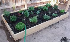 30 30 minute raised bed, diy, gardening, how to, raised garden beds, woodworking projects