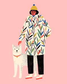Abbey Lossing Illustration