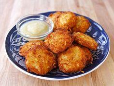 Пржени ќофтиња од компири