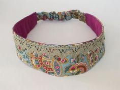 Headbands for Women - Cloth - Fabric - Head Band - Adult - Unique - Soft