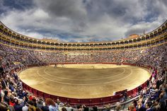 Las Ventas - The official bullfighting arena - You can't visit Madrid without seeing an authentic bullfight!  -  CruiseHolidaysNJ.com - Marlboro NJ (800) 284-2784