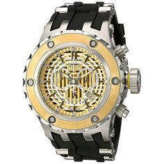 Mens Invicta Subaqua Reserve 16830 Swiss Chronograph Black Poly Watch for sale online Cool Watches, Watches For Men, Wrist Watches, Fitness Watch, Black Rubber, Color Negra, Casio Watch, Stainless Steel Case, Michael Kors Watch