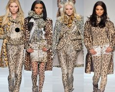 The coming 2013 is the year of Snake in Chinese calendar. Maybe this lunar year is an inspiration for the fashion designers as Cavlli S/S, Erdem, DKNY and others.