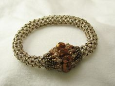 Another Netted Bangle