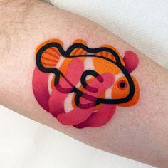 Word Tattoos, Couple Tattoos, Mini Tattoos, All Tattoos, Body Art Tattoos, Small Fish Tattoos, Steve Butcher Tattoo, Pocket Watch Tattoos, Paar Tattoo