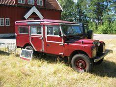 Land Rover Series I Station Wagon