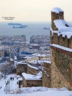 Thessaloniki, Greek Islands, Holiday Destinations, Paris Skyline, Places To Visit, City, Photography, Travel, Beautiful