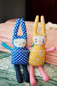 crafty bunnies - just gorgeous!